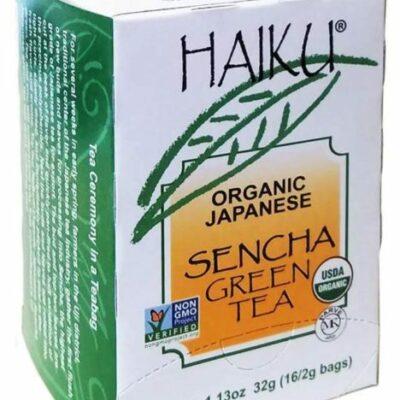 Haiku Organic Sencha Green Tea