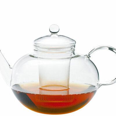 German Glass Miko Teapot