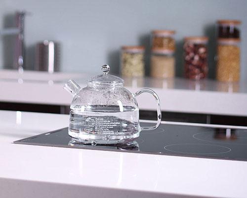 German Glass Kettles, Teapots, Water Bottles and Organic Teas