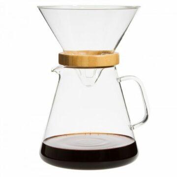 Trendglas German Glass Coffee Pour Over