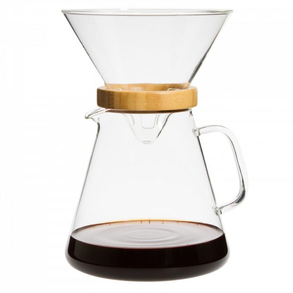 Trendglas German Glass Coffee Pour Over